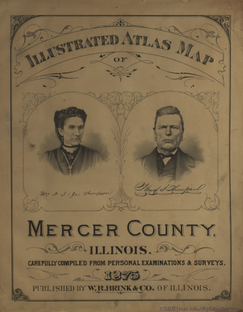 Mercer County title page