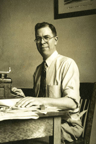 Irving Dilliard at the Post-Dispatch