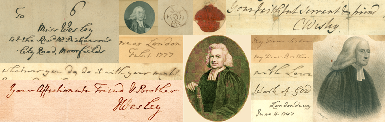 Methodist Manuscript Collection Image