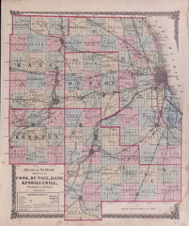 Historic Maps, 1540-1942 (Lewis University)