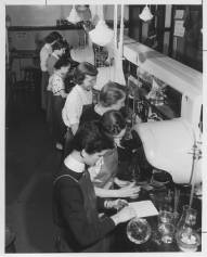 Natural Sciences Class ca. 1950-1959