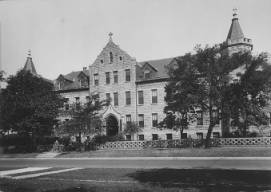 The Motherhouse ca. 1926-1931