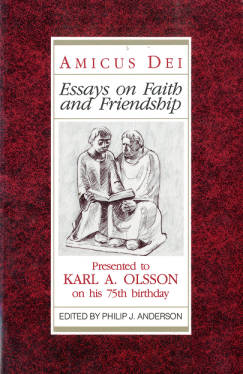 High School Essay Help Amicus Dei  Essays On Faith And Friendship  Presented To Karl A Olsson On  His Th Birthday  Frisk Collection Of Covenant Literature North Park  Essays About English also Sample Thesis Essay Amicus Dei  Essays On Faith And Friendship  Presented To Karl A  Example Of Proposal Essay