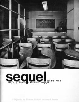 sequel 1973 sequel yearbook collection western illinois university