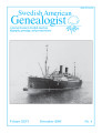 Swedish American Genealogist Vol. 26, No. 4
