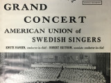 AUSS National Convention, Grand Concert, Medinah Temple, Chicago, 1966, Disc 1, Side 1