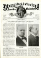 Musiktidning May 1927