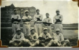 'Juniors' Baseball team'