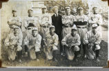 'College Team at S.P.C. 1920'