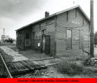 Adair railroad station