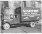 Schaefers Moving Van