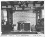 Reeves House Fireplace