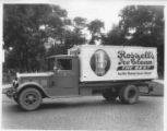 J.D. Roszell Truck at State House Square (side view)