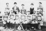 Peoria Bicycle Co. Baseball Team