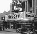 Benny Meroff at the Palace Theater