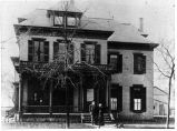 Residence of E. Allen Proctor in Peoria, Illinois.