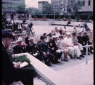 All American City Ceremony in Peoria, IL on May 17, 1967.