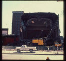 Palace Theater Demolition, Peoria, Illinois.