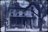 Kingman Home, 203 NE Perry, Peoria, Illinois.
