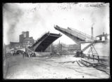 Original Construction of the Franklin Street Bridge in Peoria, Illinois (image 3 of 4)