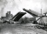 Original Construction of the Franklin Street Bridge in Peoria, Illinois (2 of 4)