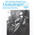 Swedish American Genealogist, Swenson Center (Augustana College)