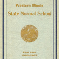 WIU Bulletin Collection (Western Illinois University)