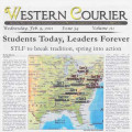 Western Courier Collection (Western Illinois University)