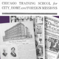 Chicago Training School Records (Garrett-Evangelical Theological Seminary)