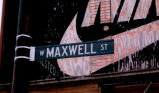 Maxwell & Halsted streets