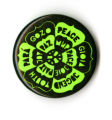 Ricci Button - New York Workshop in Nonviolence