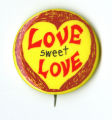 Ricci Button - Love Sweet Love