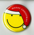 Ricci Button - Merry Christmas