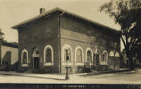 Public library and fire department, Lacon
