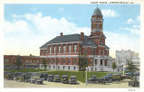 Court house, Lawrenceville, Ill.