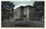 Carnegie Library, Mount Vernon, Ill.
