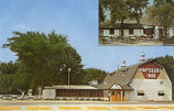 Hapsburg Inn, family restaurant, 600 River Road, Mt. Prospect, Illinois 60056