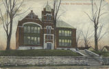 West Side Ward School, Charleston, Ill.