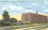 Brown Shoe Company Factory, Charleston, Ill.