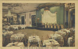 Empire Room of the Palmer House in Chicago