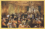 Walnut Room, Bismarck Hotel, Chicago, Ill.
