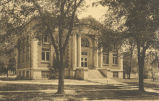 Carnegie Library, North Central College, Naperville, Ill.