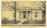 C. B. Cole Memorial Library, Chester, Ill., dedicated 1928