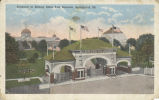 Entrance to Illinois State Fair Grounds, Springfield, Ill.