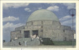 Adler Planetarium and Astronomical Museum, Chicago, operated by Chicago Park District
