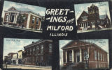 Greetings from Milford, Illinois