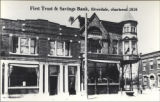 First Trust & Savings Bank, Riverdale, chartered 1916