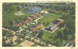 Aerial view of Western Military Academy, Alton, Ill.