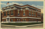 Carnegie Library building, Belleville, Ill.