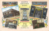 Egypt's greatest daily : home of the Sentinel, Centralia, Ill.